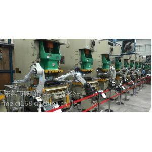 供应数控车床自动上下料机器人 全自动上下料机器人