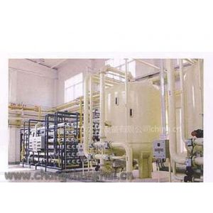 供应龙井13t/h反渗透纯净水处理设备12