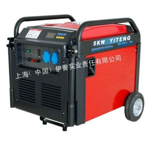 供应家庭应急发电机|5千瓦汽油发电机|应急电源