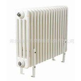 供应QFGZ409钢四高度 钢四柱散热器