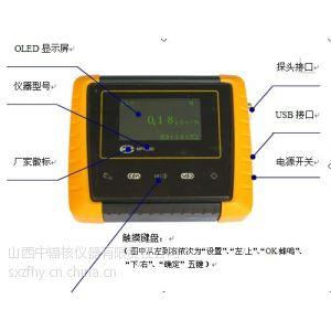 便携式核和辐射测量仪 MPR200-RK核应急工具箱 手持式辐射检测仪