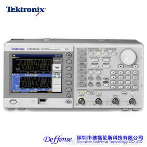 供应AFG3021C 泰克/Tektronix 任意函数信号发生器【含税价】
