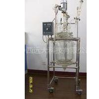 供应双层玻璃反应釜 药厂用 1L 型号:XLGA-1