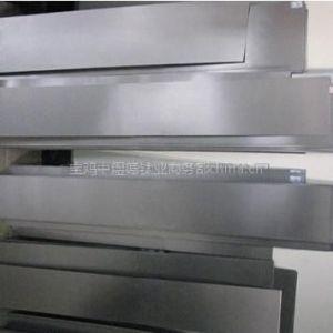 供应钛弹性板(TA1/TA2)