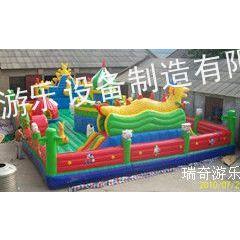 供应厂家直销儿童游乐玩具 充气城堡