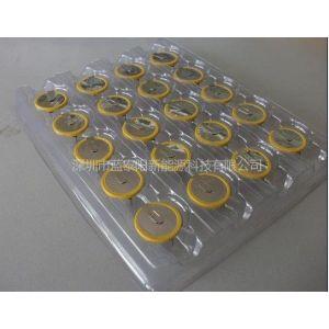 供应CR1225锂离子电池 不可充式扣式电池 锂电池