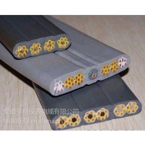 供应上海通用YVFGB-4*6扁平电缆