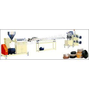 供应单螺杆pe软管挤出机生产线