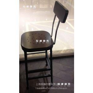 供应星巴克吧台椅 星巴克铁艺吧台椅 星巴克高脚吧椅 星巴克咖啡吧台椅 铁艺吧台椅定做