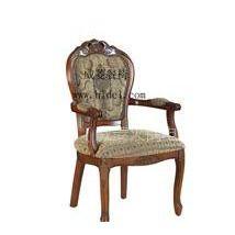 供应软座实木餐椅