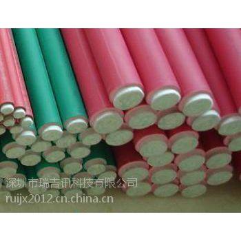 瑞吉讯供应PCB纤维棒,玻璃丝纤维棒8*200mm