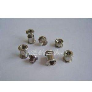 供应不锈钢吊耳螺丝子母螺丝不锈钢自行车用螺丝螺母对锁螺丝非标冷墩五金件