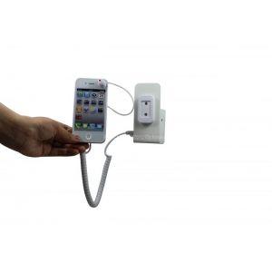 供应深圳手机防盗器厂家直销独立充电报警防盗展示架