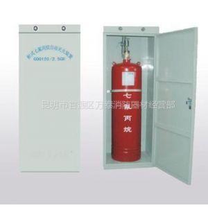 供应昆明七氟丙烷HFC-227ea自动灭火系统