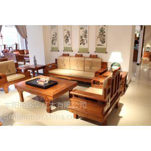 中信红木家具价格红木沙发六件套红木家具的价格太子沙发
