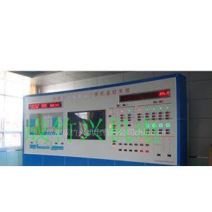 供应贵州 贵阳模拟屏 变电站模拟屏 污水模拟屏