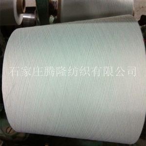 供应厂家供应仿大化40支 47支 涤纶化纤纱40S 47支环锭纺单股纱40支 47支