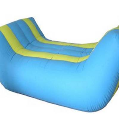 供应阳光海滩 水上躺椅 大型水上乐园娱乐设备 夏日戏水器材四人躺椅