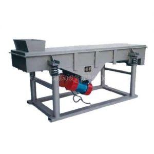 供应山东厂家直供高精度530直线振动筛 筛沙机 轻型直线振动筛 保修一年