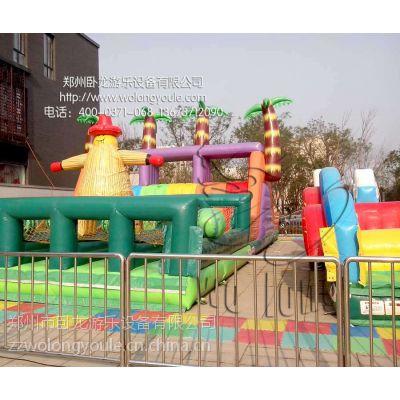供应儿童冲关设备租赁 供应儿童大型闯关设备 玩具