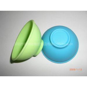 供应时尚又环保的硅胶碗