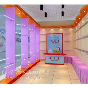 供应西安装修公司-童装店装修设计施工