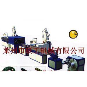 供应塑料机械 PVC纤维增强软管生产线