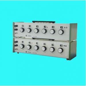供应上海精密科学 ZX84 直流电阻箱 实验室可调电阻箱