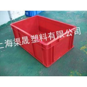 供应上海塑料拖盘周转箱物流箱上海塑料制品 品种齐全