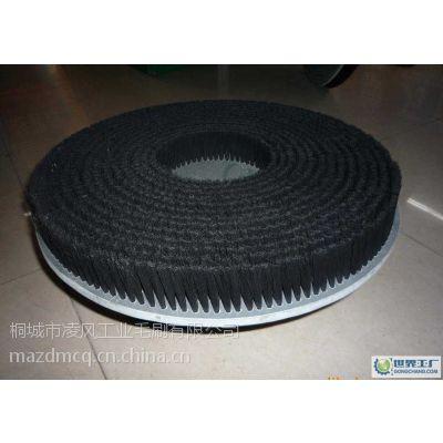 供应各类pvc材质毛刷盘,毛刷条,毛刷板加工