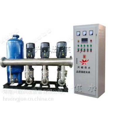 丽江恒压变频供水设备