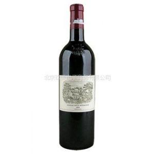 供应拉菲城堡2007年干红葡萄酒,拉菲庄园2008,法国莎都拉菲正牌酒北京格现货
