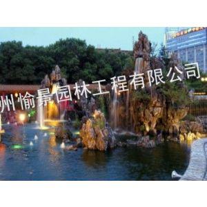 供应广州假山制作