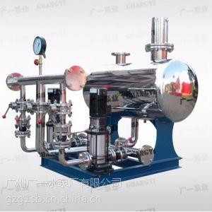 供应广一泵业DWS管网叠压(无负压)供水设备