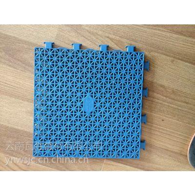 云南厂家悬浮式拼装地板
