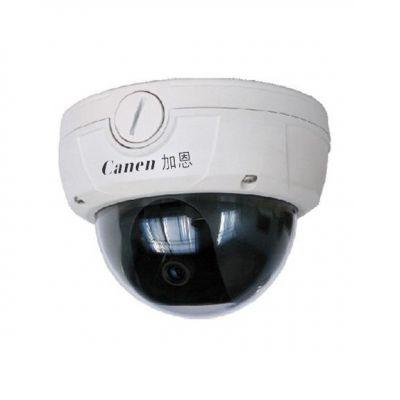 供应Canen加恩D1标清网络半球摄像机JN-3NC65T-B6