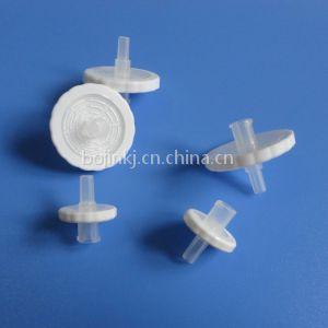 供应厂家供应进口膜针式过滤器 水系滤头 有机系滤器