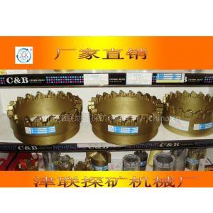 供应PDC复合片钻头金刚石复合片钻头取芯复合片钻头