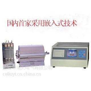 国内采用嵌入式技术WDL-541型微机快速测硫仪触摸屏定硫仪