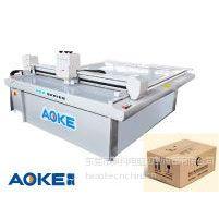 供应AOKE-电脑割样机、纸箱割样机、彩盒割样机、割样机维修