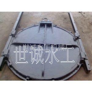 供应排水铸铁镶铜圆闸门__新河县世诚水工机械厂