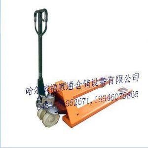 供应哈尔滨手动液压搬运车价格,地牛配件,平板车维修,手推车原理