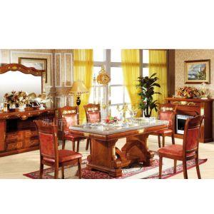 供应实木长餐台,欧式新古典餐桌
