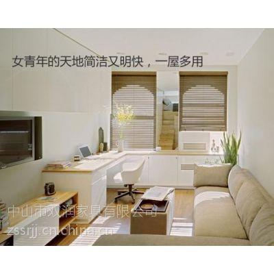 广东中山专业设计全屋成套家具之电视柜茶几组合