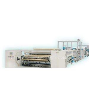 供应安全玻璃夹层用PVB胶片挤出生产线