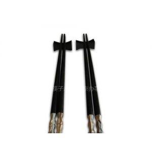 供应供应深海彩贝壳筷子  吉祥如意筷子  合金筷子