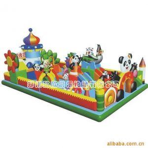 供应大型充气玩具/广场充气蹦床/儿童充气城堡价格