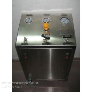 供应HASKEL气体增压系统AGG-75介绍,深圳市正大流体机电设备有限公司