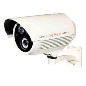 供应点阵摄像机 AN-C170双灯100米高清夜视安防摄像头 700线红外监控摄像机