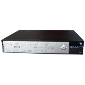 供应泰威4-8-16-24-32路DVR,支持3T硬盘,1.5大机箱全实时H.264硬盘录像机
